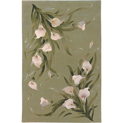 Sphinx by Oriental Weavers Seasons 6 x 9 Seasons Calla Lily 14002