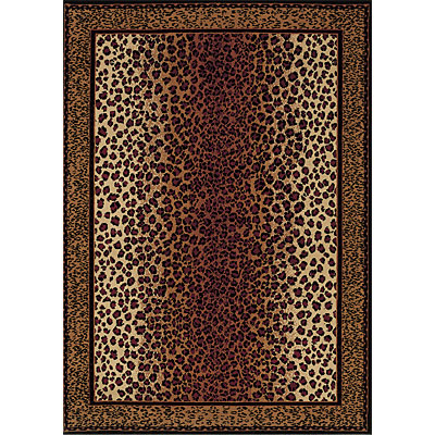 Sphinx by Oriental Weavers Taba 6 x 8 Taba Leopard Safari G 190C1