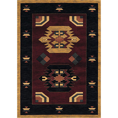 Sphinx by Oriental Weavers Taba 6 x 8 Taba Lakota Wine MH 282C1