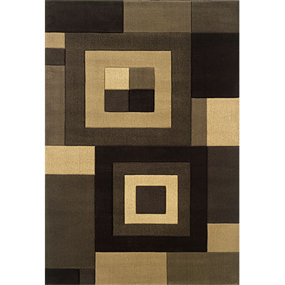 Sphinx by Oriental Weavers Tones 5 x 8 Brown 220D