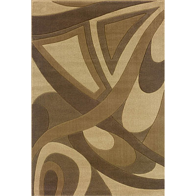 Sphinx by Oriental Weavers Tones 5 x 8 Brown 501X