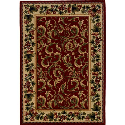 Sphinx by Oriental Weavers Yorkshire 2 x 8 Red 64R
