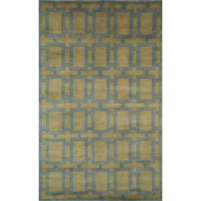 Trans-Ocean Import Co. Arcadia 2 x 8 Runner Tile Aqua 731504