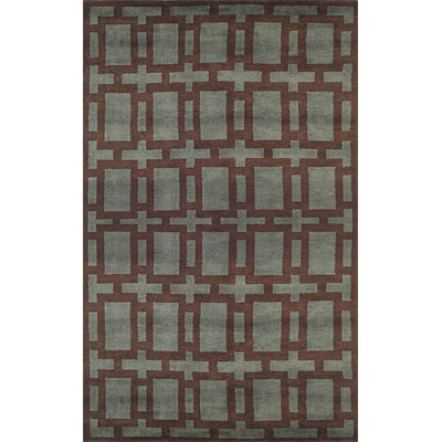 Trans-Ocean Import Co. Arcadia 2 x 8 Runner Tile Brown 731519