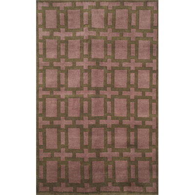 Trans-Ocean Import Co. Arcadia 2 x 8 Runner Tile Mauve 731537
