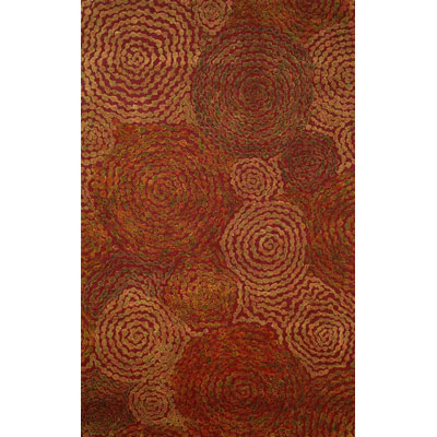 Trans-Ocean Import Co. Barcelona 2 x 8 Spiral Burgundy 9280/24