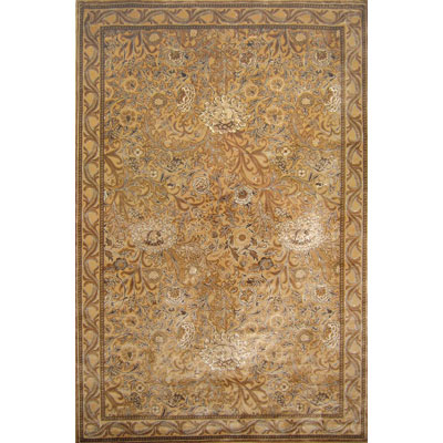 Trans-Ocean Import Co. Dora 2 x 7 Runner Arts & Crafts Gold 1154/09