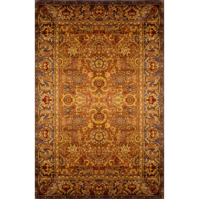 Trans-Ocean Import Co. Estate 8 x 10 Persian Cognac 1220/17