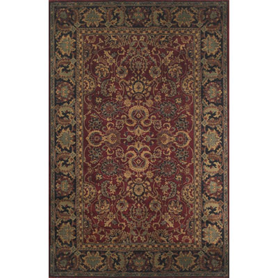 Trans-Ocean Import Co. Estate 2 x 3 Persian Red 1220/24