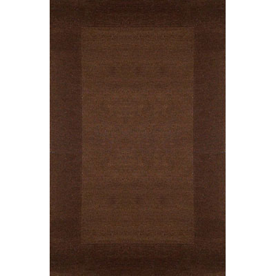 Trans-Ocean Import Co. Laguna 5 x 8 Border Chocolate 1800/19