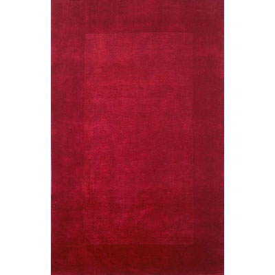 Trans-Ocean Import Co. Laguna 5 x 8 Border Red 1800/24