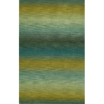 Trans-Ocean Import Co. Ombre 4 x 6 Stripes Ocean 9620/04