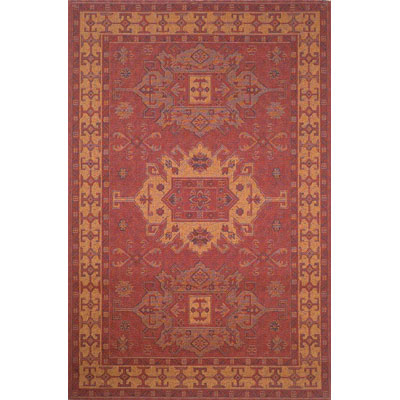 Trans-Ocean Import Co. Patio 2 x 7 Runner Kilim Red 1543/24