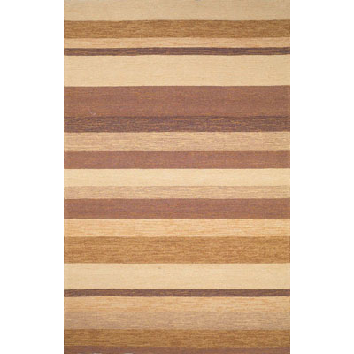 Trans-Ocean Import Co. Ravella 2 x 8 Runner Stripe Sand 1900/12