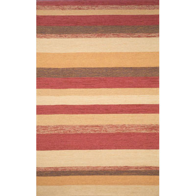 Trans-Ocean Import Co. Ravella 5 x 8 Stripe Red 1900/24