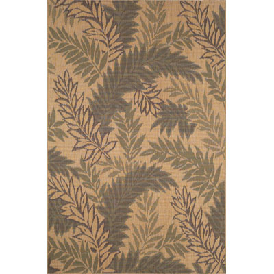 Trans-Ocean Import Co. Terrace 5 x 7 Tropical Green 1735/16