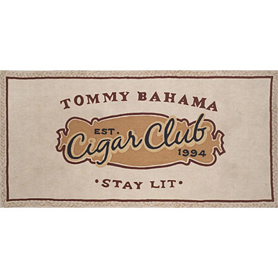 Trans-Ocean Import Co. Cordials 2.5 x 4 Cigar Club Natural 488612