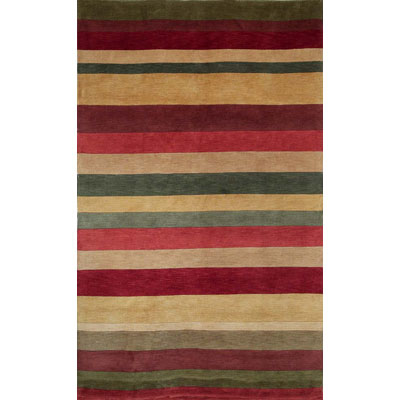 Trans-Ocean Import Co. Tribeca 5 x 8 Stripes Autumn 1873/09