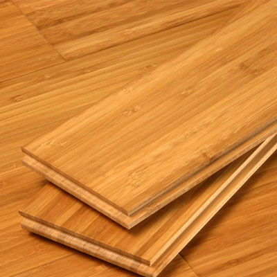 Cali Bamboo Flooring Organic Standard Plank Collection Vertical Mocha 70.01.02.02.00