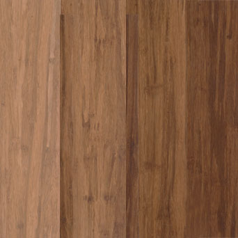 Style Limited Tongue and Groove Bamboo Flooring Suede BAM3N