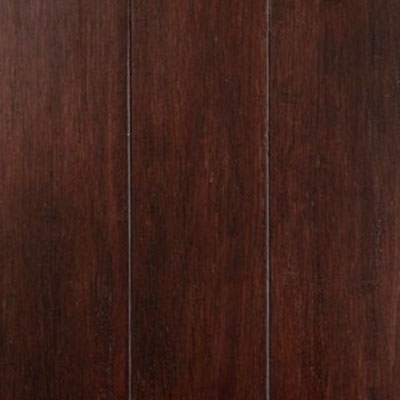 Wellmade Performance Flooring Solid Strand Woven Bamboo Auburn Stained Color STR11T1860ABN