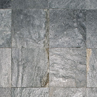 ASC Slate Peaks of Everest Slate 4 x 8 Midnight Flurry (Quartzite) S7029