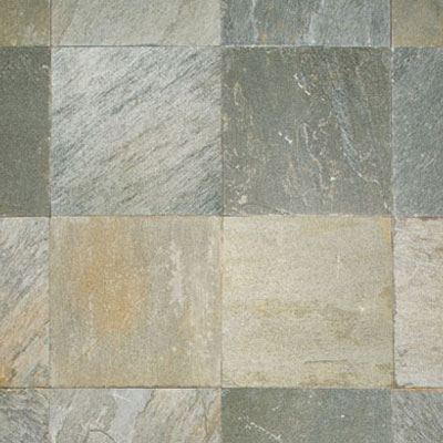 ASC Slate Sequoia Sunset Slate 6 x 6 Morning Mist (Quartzite) S7071
