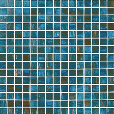 Adex USA Glass Mosaic - Exotic Gemstone Blue ADXG20203