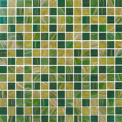 Adex USA Glass Mosaic - Exotic Rain Forest ADXG20908