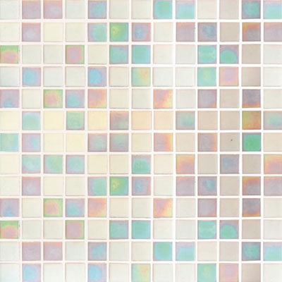 Adex USA Glass Mosaic - Exotic White Rain ADXG20901