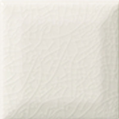 Adex USA Hampton Beveled 3 x 3 White ADHWH933