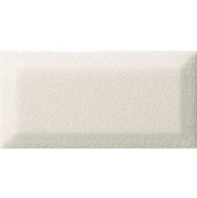 Adex USA Hampton Beveled 3 x 6 White