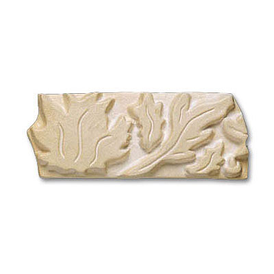 Adex USA Natural Leaves Listello Stone 1 ADMG104S1