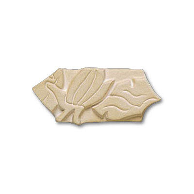 Adex USA Natural Water Lilly Listello Stone 1 ADMG105S1