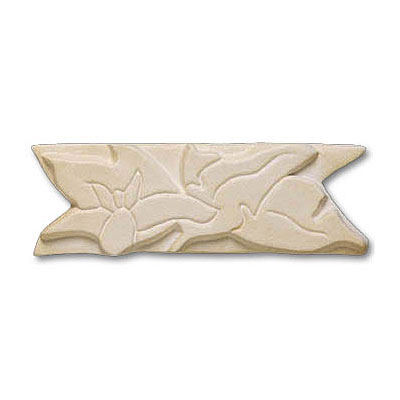 Adex USA Natural Water Lilly Listello Stone 2 ADMG105S2