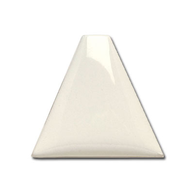 Adex USA Diamonds Half Pillow 4 x 4 (Cut Corners) Bone ADNB881