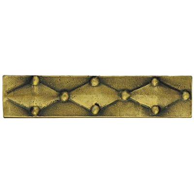 Alfagres Metalics Borders Border Bronze Button CM000202