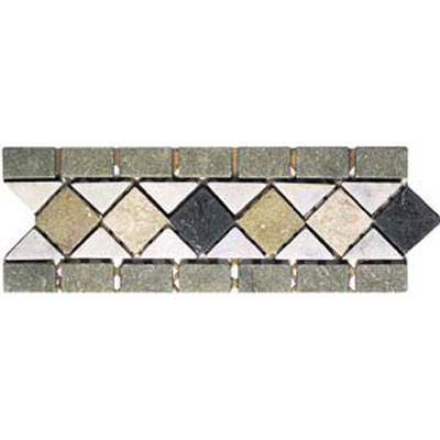 Alfagres Tumbled Marble Borders PC6301 PC6301