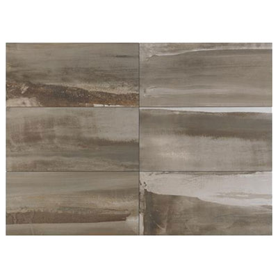 American Florim Milled Earth 12 x 24 Taupe