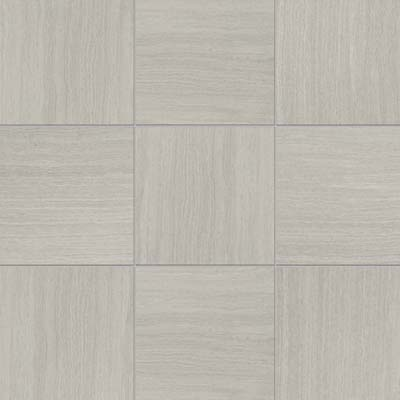 American Florim Stratos 12 x 24 Semi-Polished Rectified Silver 1095264