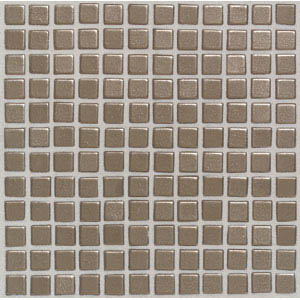 American Olean Artistic Elements Metalworks Stone Surface Mosaic Antique Bronze MW0111MST1P2
