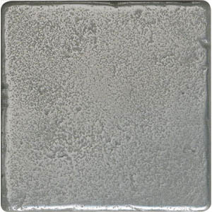 American Olean Artistic Elements Metalworks Stone Surface 6 x 6 Stainless MW0266T1P