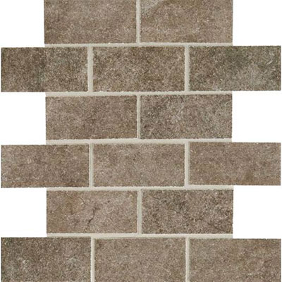 American olean avante brick joint mosaic 2 x 4 tile for American brick and stone