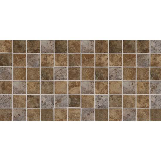 American Olean Belmar Mosaic Earth Blend BL96 22MS1P2