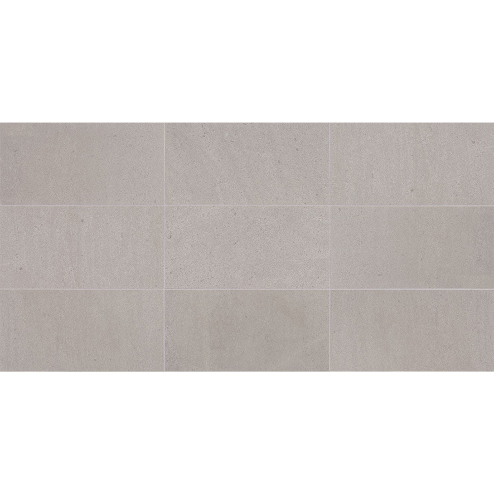 American Olean Candora 8 x 36 Polished Demure Gray