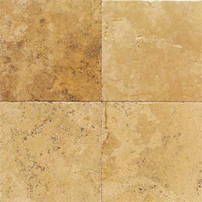 American Olean Castellano Stone - Versailles Pattern Tuscan Giallo NL48VERSPATCE1T
