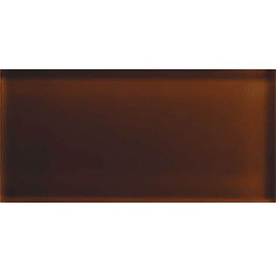 American Olean Color Appeal 3 x 6 Copper Brown