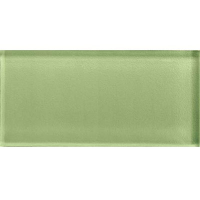 American Olean Color Appeal 3 x 6 Grasshopper