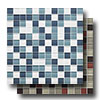 Color Appeal Glass Blends Mosaic 1 x 1