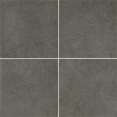 American Olean Concrete Chic 12 x 12 Stylish Charcoal